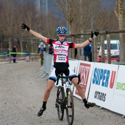 Cyclo-cross d'Ornans 2016